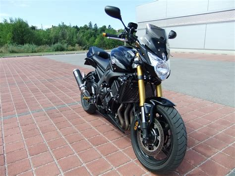 Yamaha Motorrad Fz8 by Umgebautes Motorrad Yamaha Fz 8n Thechris 1000ps At