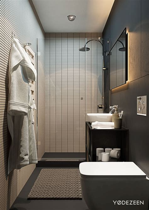 Studio Bathroom Ideas | 5 small studio apartments with beautiful design
