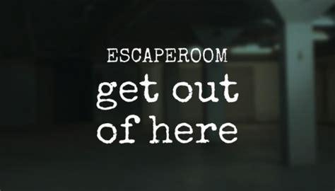 Get Out Of Room by Get Out Of Here Utrecht Reviews Ervaringen Adres En