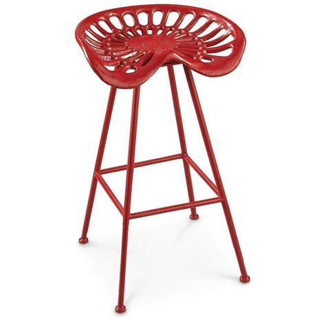 tractor bar stool iron metal tractor seat bar stool barstool rustic