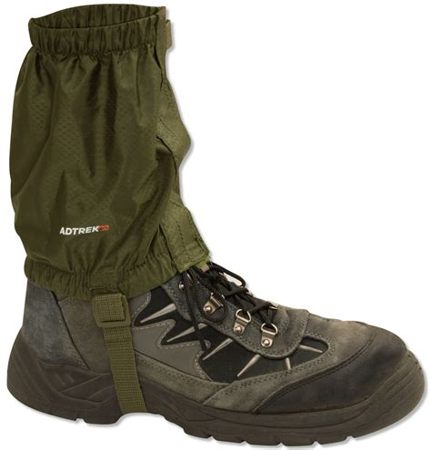 boot gaiters adtrek boot gaiters clothing outdoor value