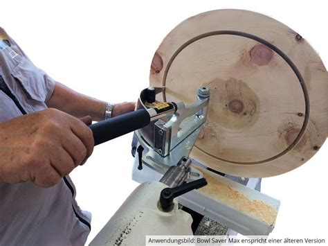 Woodcut Bowl Saver Max3 Zubeh 214 R
