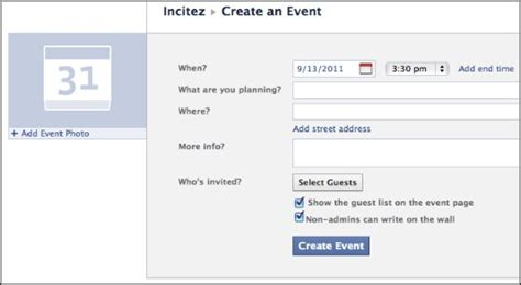design facebook event page facebook urban dictionary tate design llc malvern pa