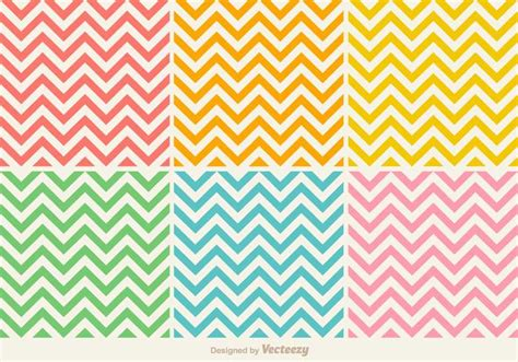 word for zigzag pattern vector patr 243 n de zigzag sin costuras de colores