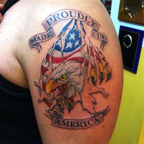 made in america tattoo country images designs