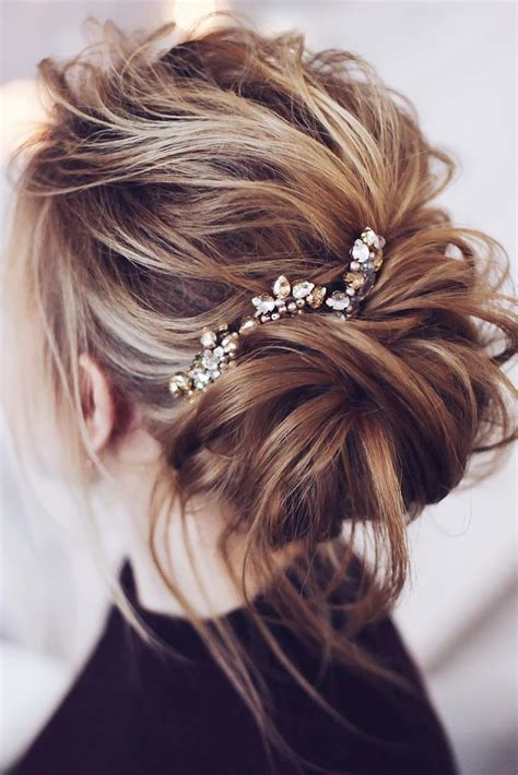 Brown Bridal by 25 Best Ideas About Medium Wedding Hairstyles On