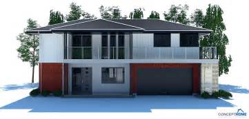 Houses Plans House Plans And Design Modern House Plans With Balcony On