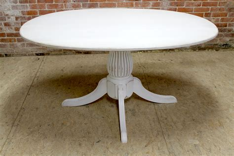 surprising white pedestal dining table pictures