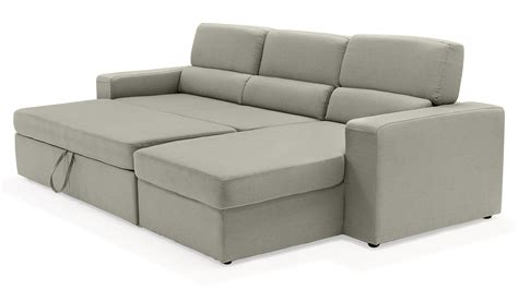 Gray Sofa Sleeper Gray Clubber Sleeper Sectional Sofa Zuri Furniture