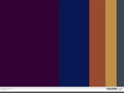 purple and orange color scheme august wrinkle color palette fall 2012