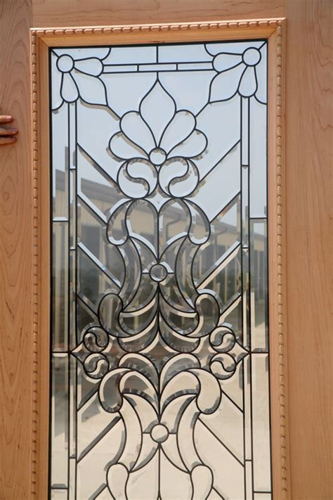 Caoba Doors by Single Hung Interior Door With Glass