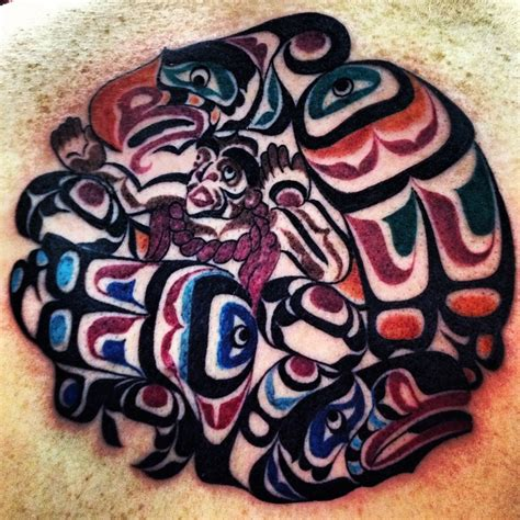 northwest tattoo 90 best pacific northwest indian images on
