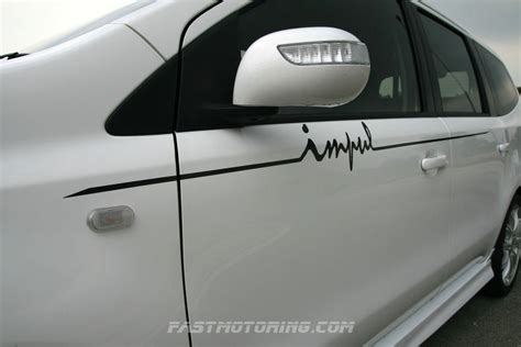 Tank Cover Livinagrand Livina 2011 nissan grand livina tuned by impul test drive in malaysiafastmotoring fastmotoring