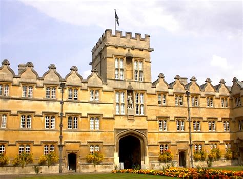 Of Oxford by College Oxford