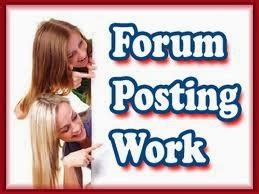 top 5 forum posting to work from home