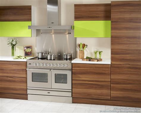 wood used for kitchen cabinets exotic wood cabinets with horizontal grain
