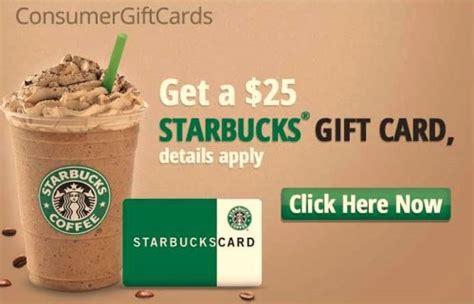 Get Starbucks Gift Cards Free - free starbucks gift card