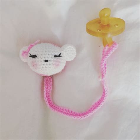 free pattern pacifier holder 285 best images about crochet amigurumi on pinterest