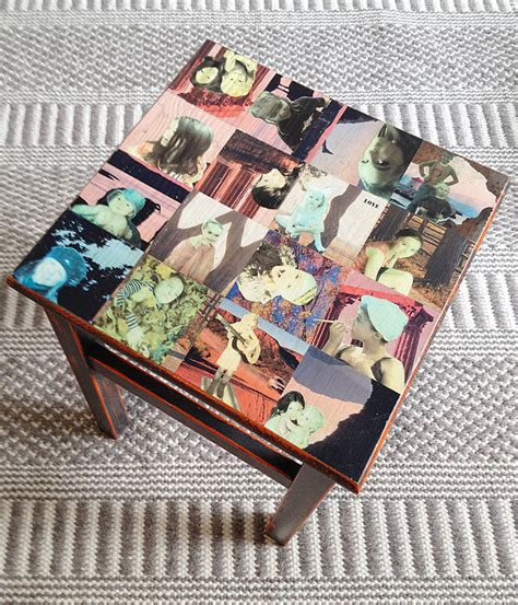 Decoupage With Photos - for the creative home decoupage