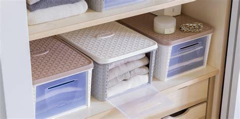 scatole per armadi in tessuto cambio armadi le scatole infinity box di bama designbuzz it