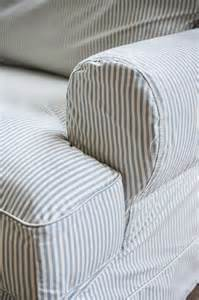 Ekeskog Slipcover Check Out Our Lovely New Cottons It S A Cover Up