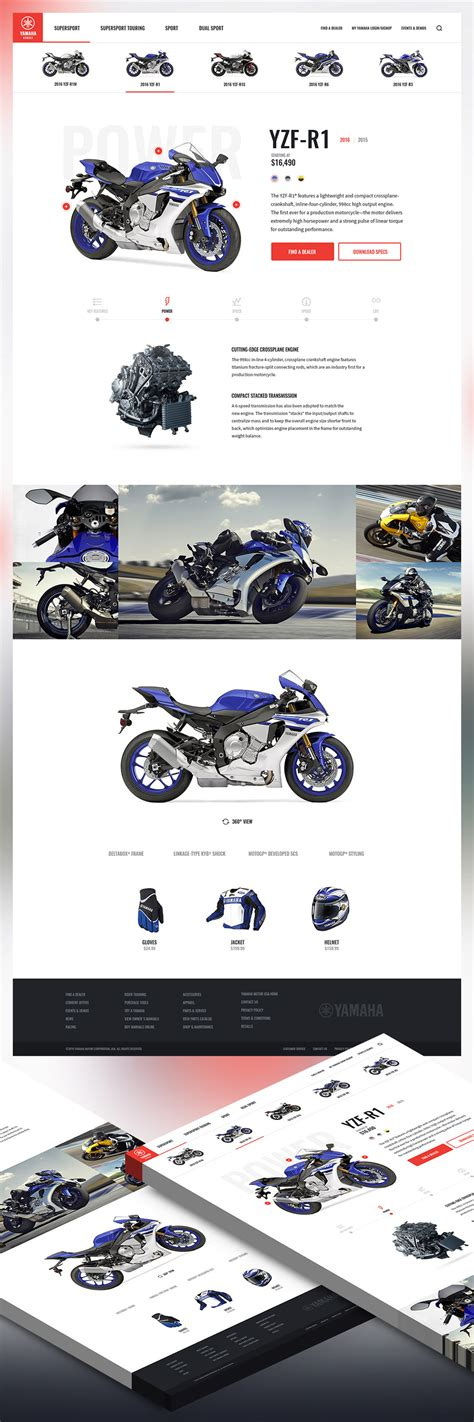 Web Template Psd At Downloadfreepsd Com Part 4 Bike Shop Website Template