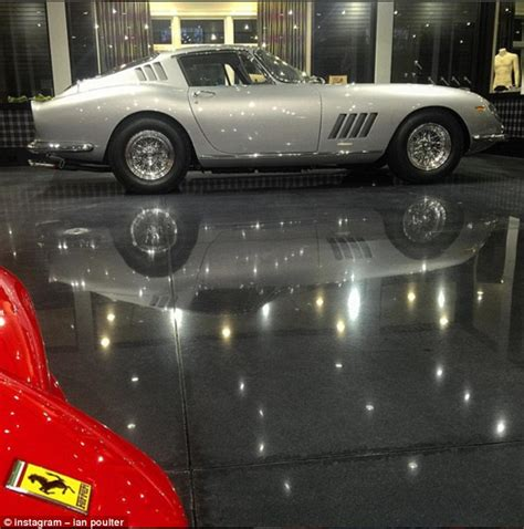 ian poulter collection ian poulter adds restored 275 to his car