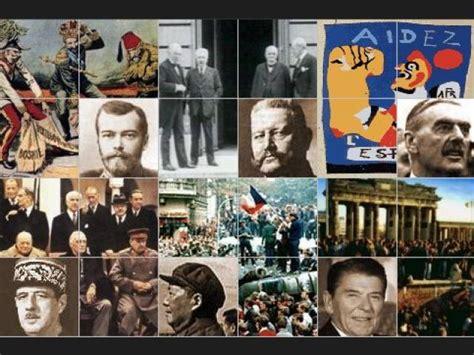 siglo 20 los sucesos mas destacados e importantes lista grandes nombres del siglo xx