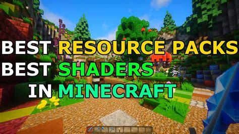 best resource pack minecraft best minecraft resource packs and shaders 2018