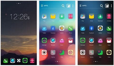 go launcher themes best 7 best and free android themes for go launcher ex 2015