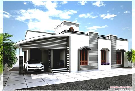 design house decor single story bungalow house design home decor ideas