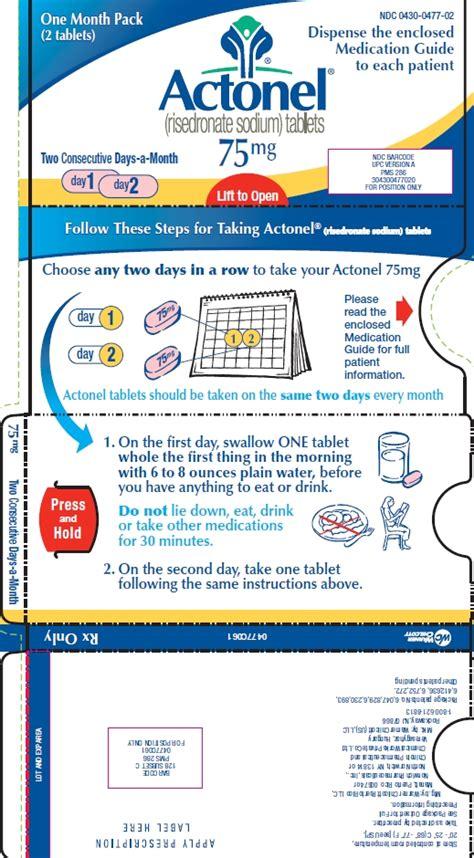 Actonel 35mg 1 actonel fda prescribing information side effects and uses