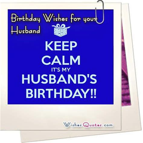 Happy Birthday Quotes Husband Happy Birthday Wishes For Husband Quotes Quotesgram