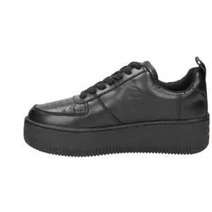 Windsorsmith windsor smith racerr black aversa shoes s r l