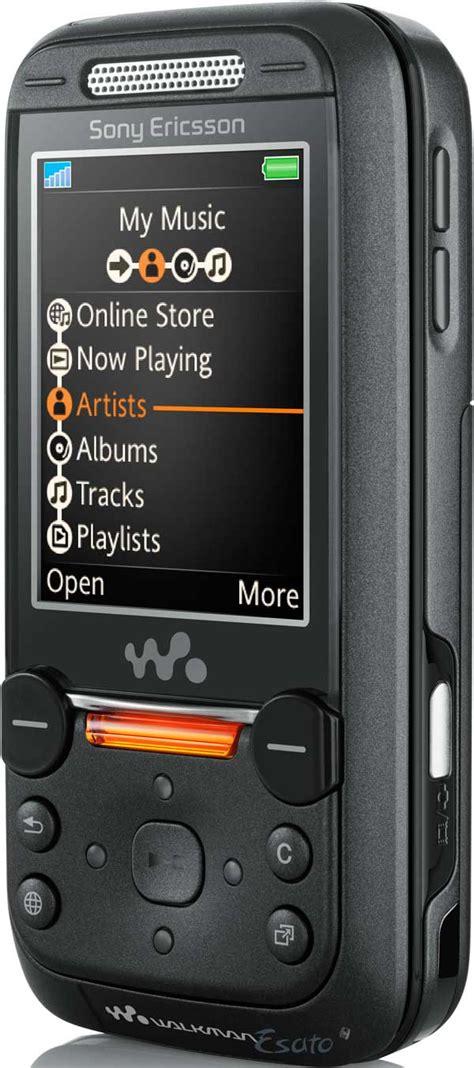 Sony Ericsson W660 K660 Bahan sony ericsson w830 picture gallery