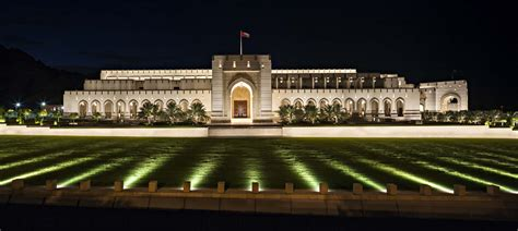 who designed the houses of parliament houses of parliament majlis oman lighting design visual energy