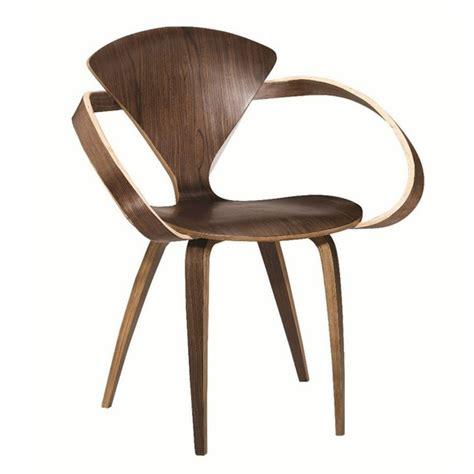 Wood Arm Chair Design Ideas Wooden Arm Chair Walnut Modern In Designs