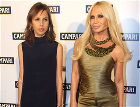 Donatella Versaces Admitted To Hospital For Anorexia by Donatella Confirms S Anorexia