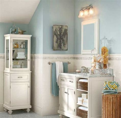 Pottery Barn Bathroom Ideas by Pottery Barn Bathroom Paint Colors Palladian Blue Benjamin