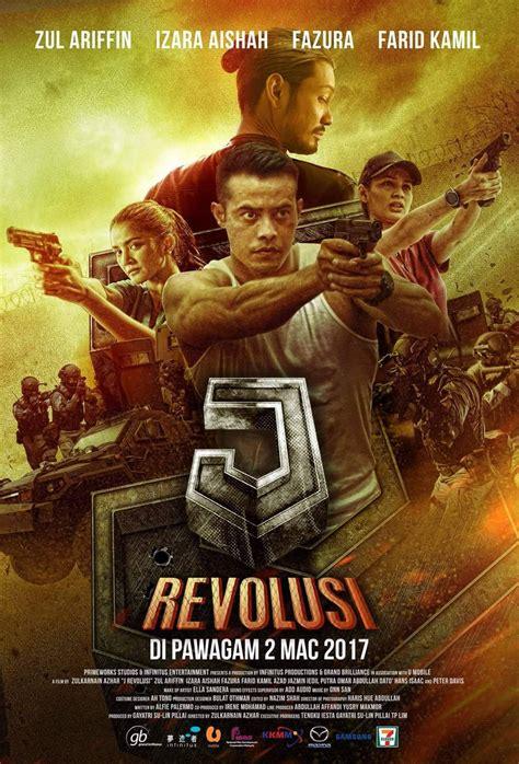 film baru melayu 2017 filem j revolusi 2017