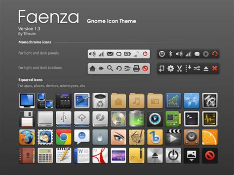 sahifa theme menu icon faenza icons by tiheum on deviantart