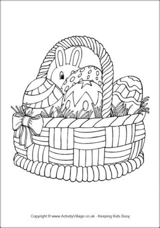 easter coloring pages activity village easter colouring pages