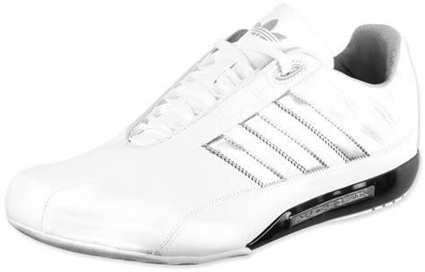 Adidas Porsche Design S by Adidas Porsche Design S 2 Chaussures Wht Wht Metsilver