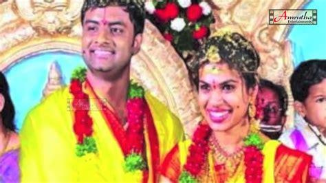 Hemachandra marriage sravana bhargavi facebook
