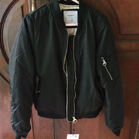Dress Pantai Preloved bomber pull and s fashion s clothes on