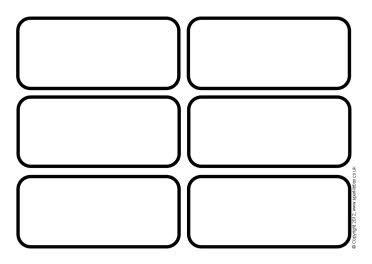 editable black and white word wall bricks sb8840