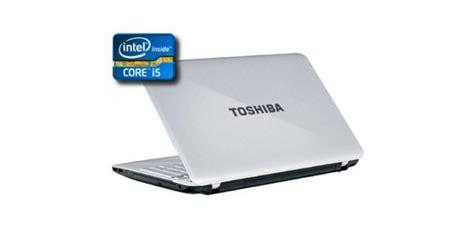Harga Toshiba I5 harga laptop toshiba i5 murah dan spesifikasi oktober