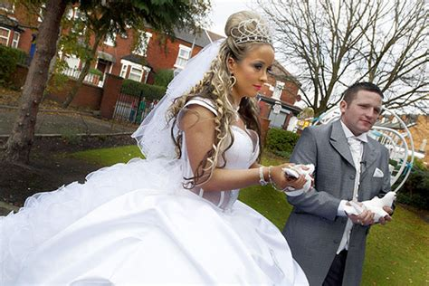 my bid in pictures channel 4 s my big wedding