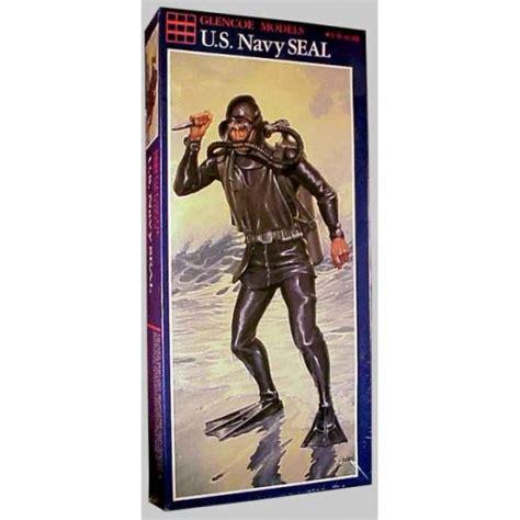 navy seal model glencoe models us navy seal figure 1 8 scale figure kit