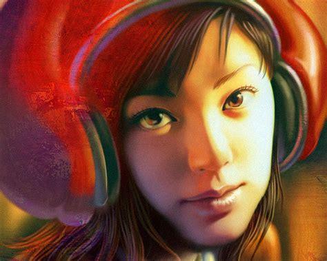 imagenes realistas anime pintura realista comics y anime taringa